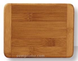 Anacapa Flat Grain Bamboo Cutting Board