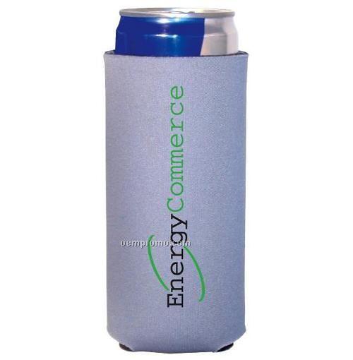 Premium Collapsible Foam 12oz Energy Drink Insulators