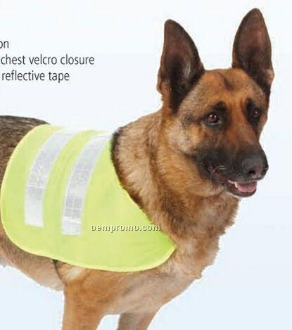 Small Dog Safety Vest