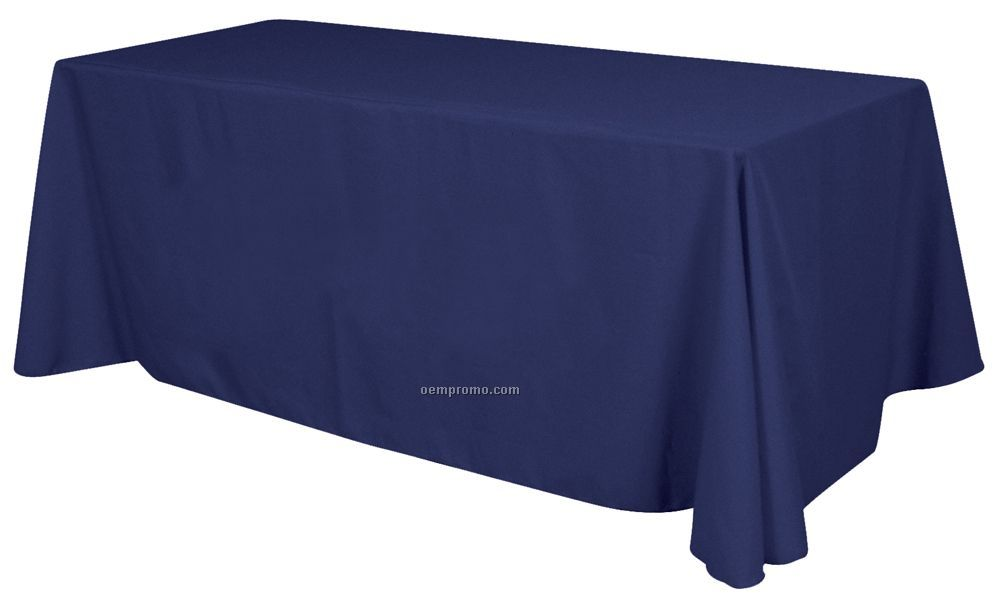 Table Cover Throw - 6 Ft Loose Throw (Unprinted)