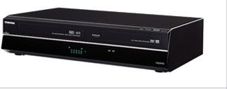 DVD Recorder / Vcr Combo