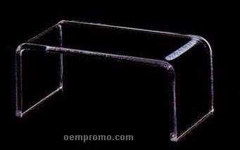 Acrylic Countertop Long Riser (8