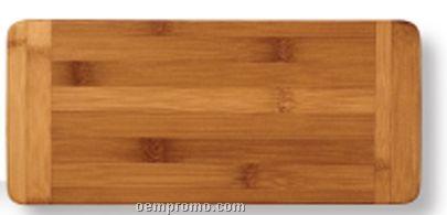 Santa Cruz Flat Grain Bamboo Cutting Board