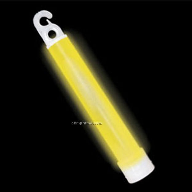 "4"" Premium Yellow Glow Stick"