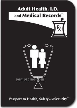 Adult, Health, I.d. And Medications Records Passport