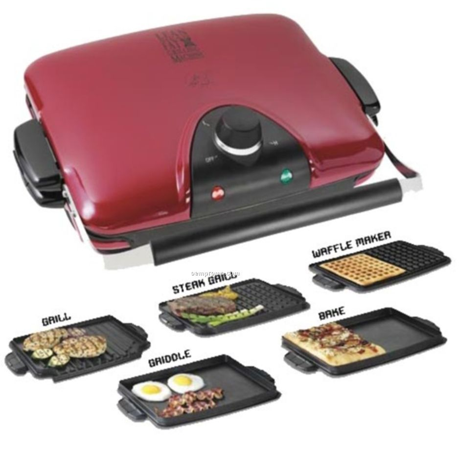 George Foreman 84 Square Inch Cooking Surface Grill China