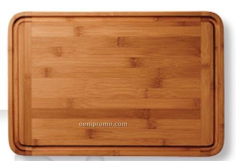 Malibu Groove Flat Grain Bamboo Cutting Board
