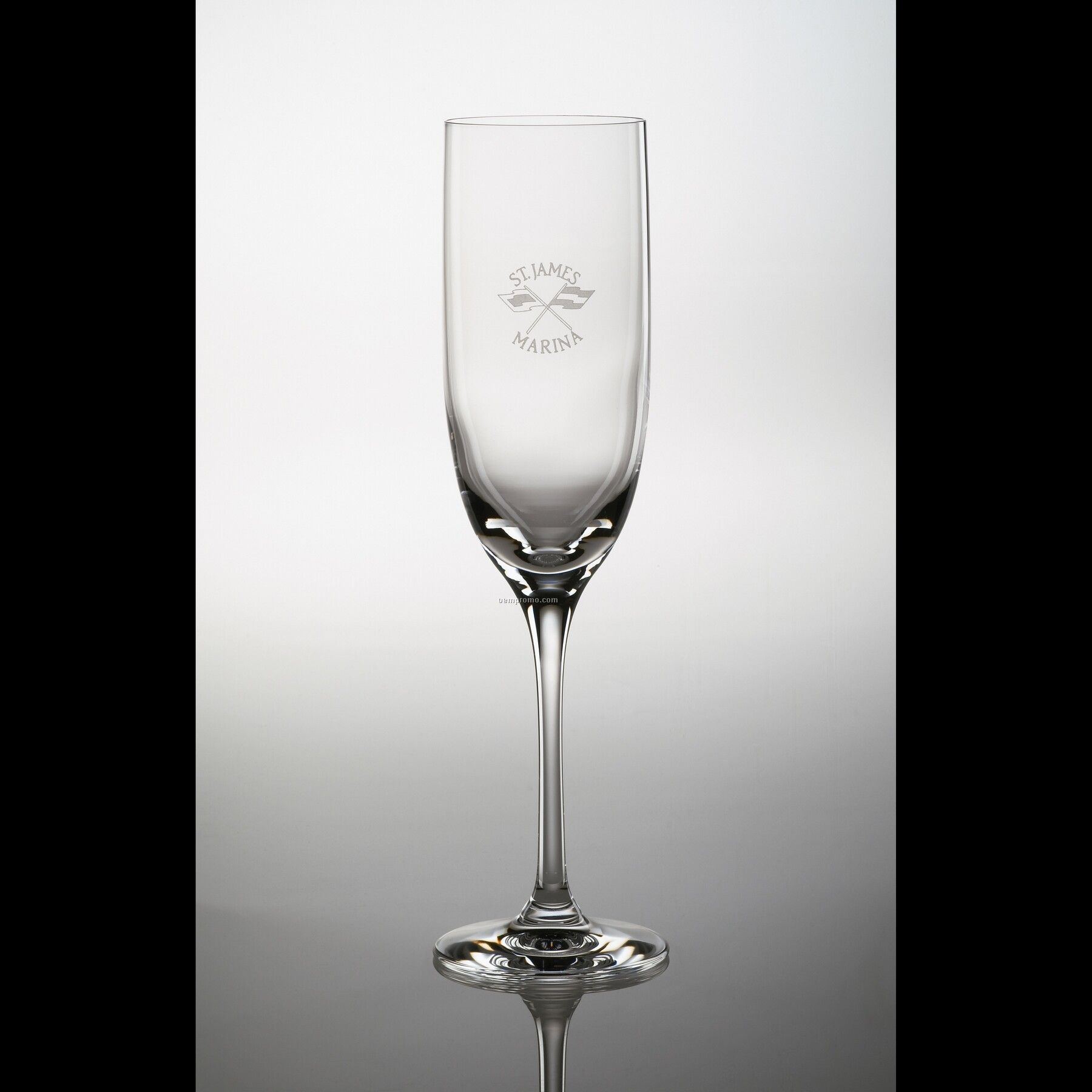 8 1/2 Oz. Blanc Flutes - Set Of 2