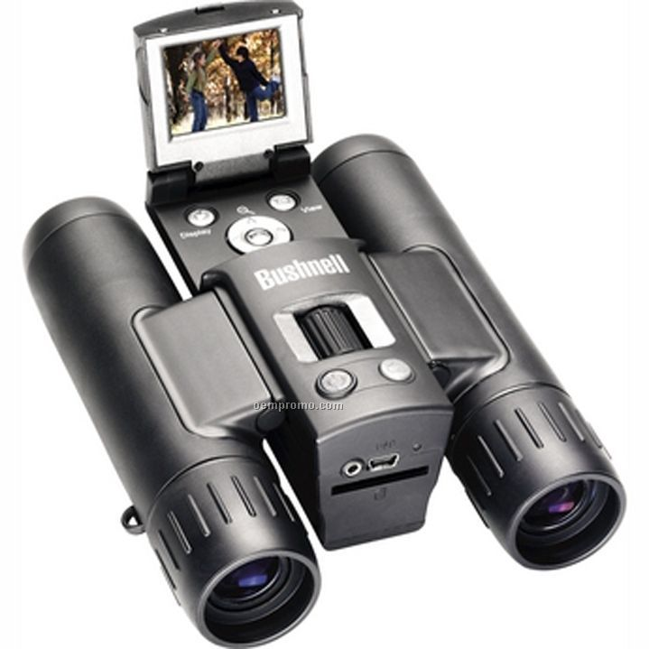 Binoculars W/ Avi Video Clip 3.2 Megapixel
