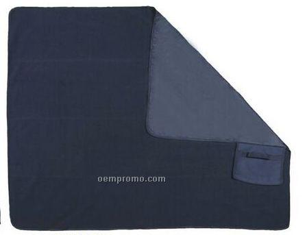 Foldable Travel Blanket