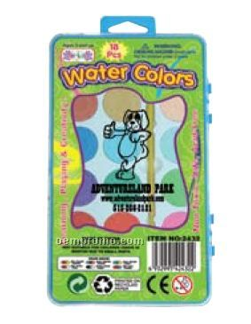 Kid's Water Color Set