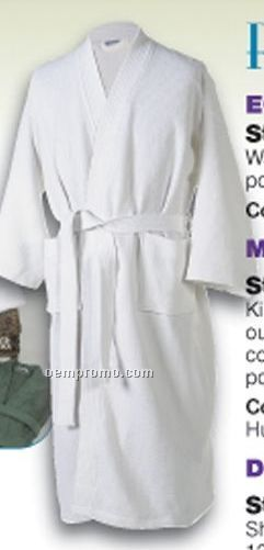 Most Popular Colored One Size Fits All Kimono Style Robe
