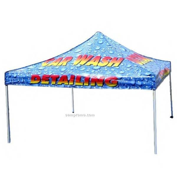 10'x10' Pop-up Tent (Full Digital )