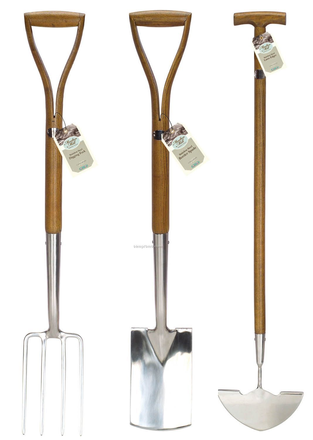 Gardman 3 piece moulton mill garden tool set china for Ladies small garden fork