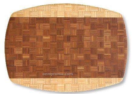 Kalahari 2-tone Bamboo Cutting Board