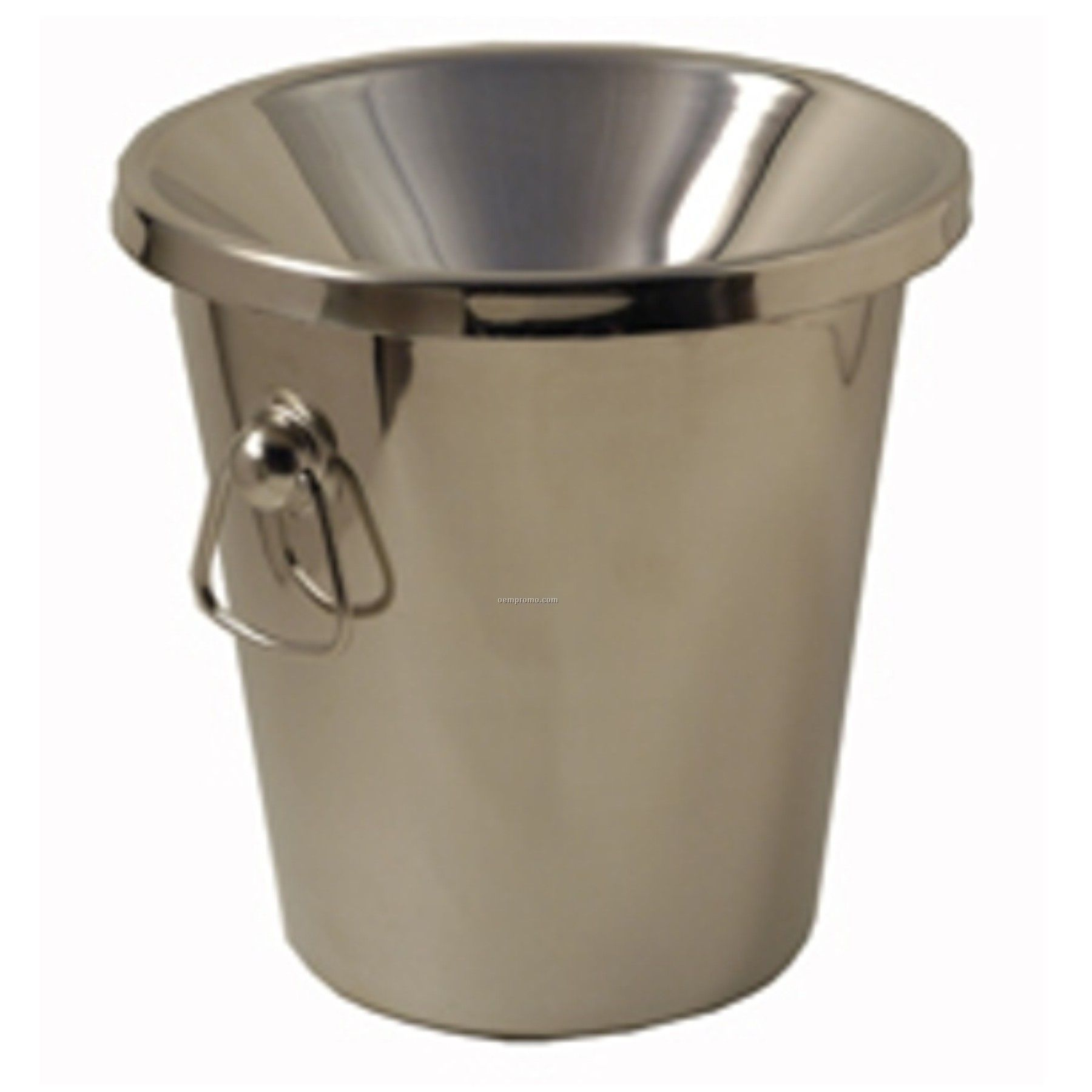 Stainless Steel Wine Tasting Receptacle/Spittoon With Lid- Laser Engraved