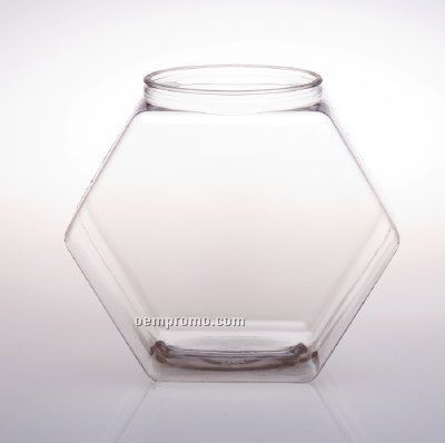 129 Oz. Fishbowl Container