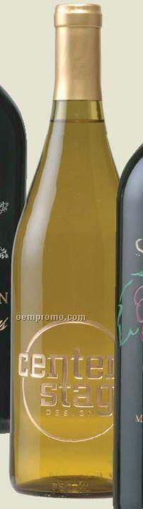 2007 Wv Zinfandel, Lodi Wine (Etched Wine)