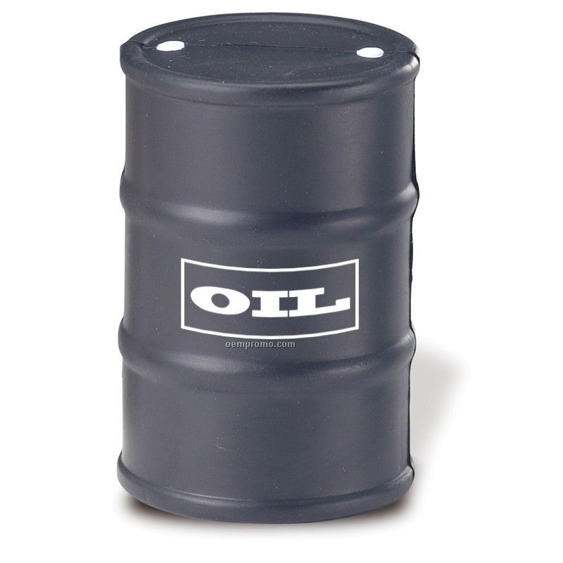 55 Gallon Drum Squeeze Toy