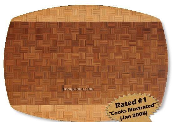 Congo 2-tone Bamboo Cutting Board