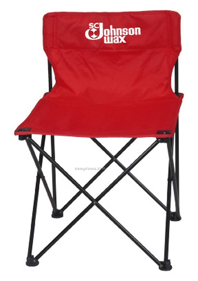On The Go Chair With Carry Case