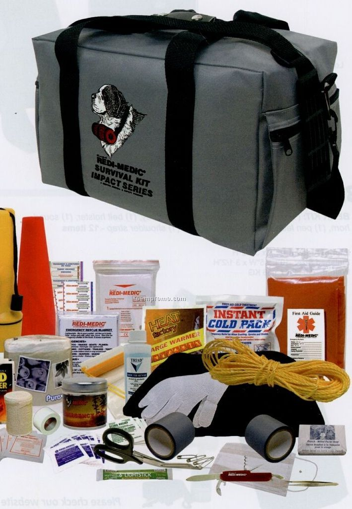 Shield 1 Survival And First Aid Kit