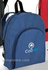 Dual Pocket Backpack