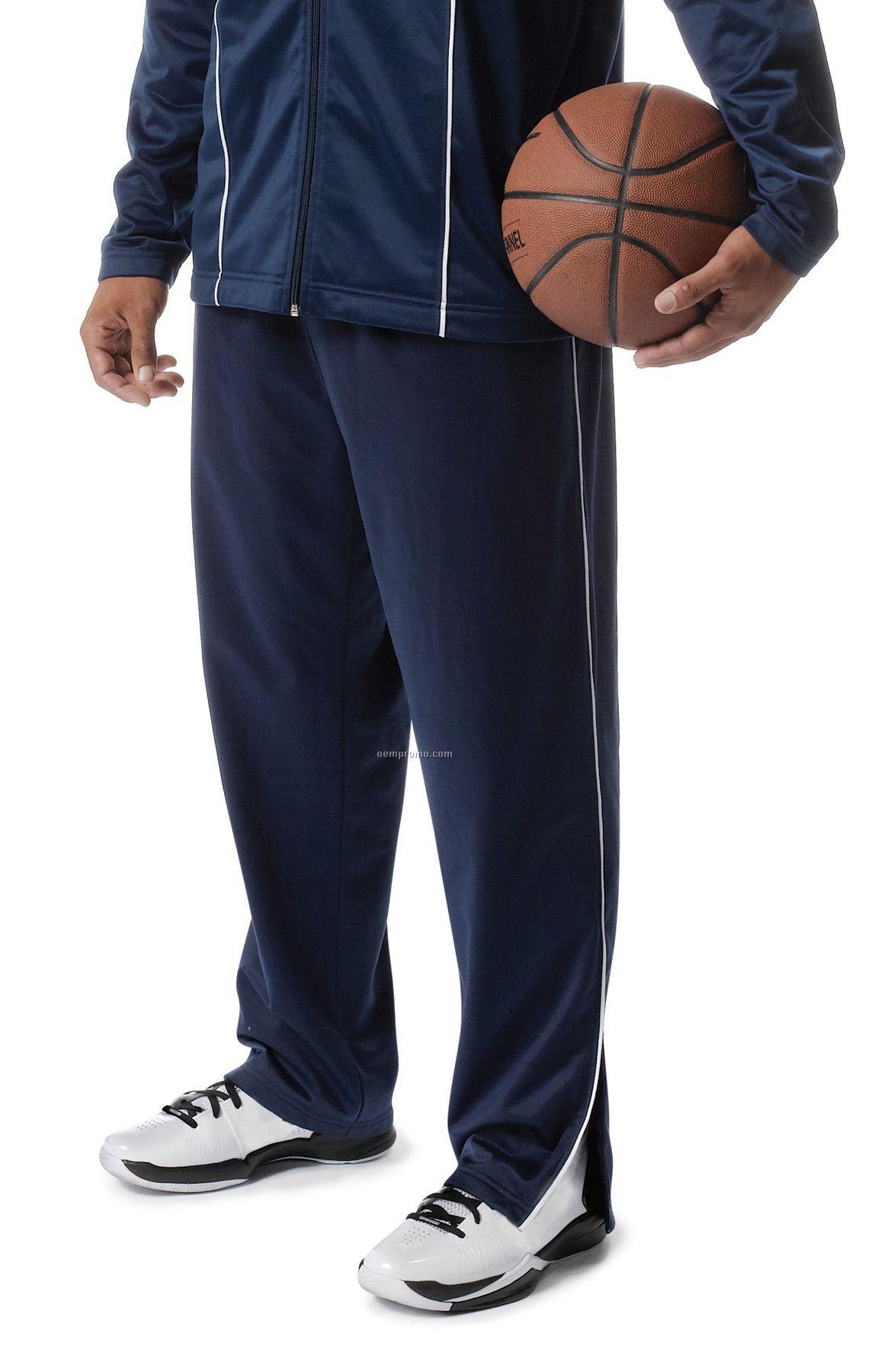 N6179 Men's Zip-leg Pull-on Pant