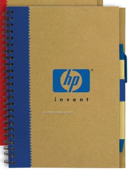 Recycled Paper Notebook (Direct Import-10 Weeks Ocean)