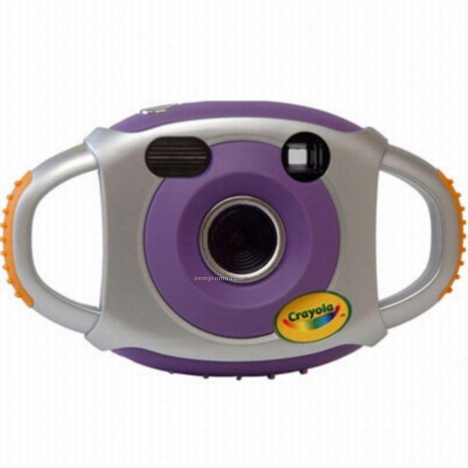 Digital Camera W/ Easy Grip Handle