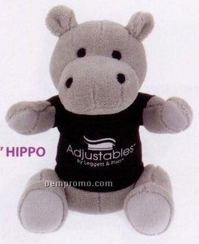 Stock Hippo Stuffed Animal