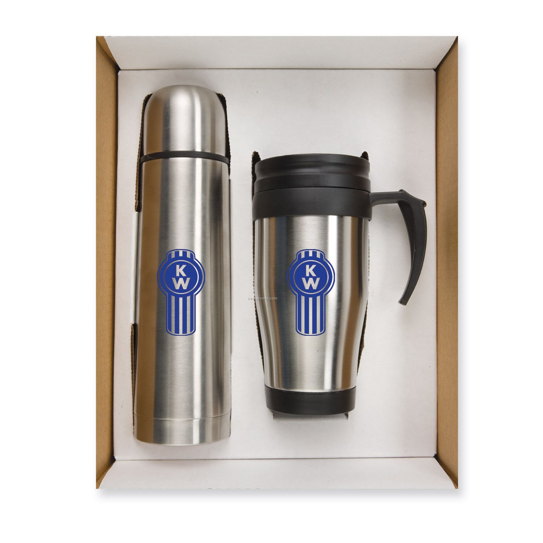 Thermo Bottle/ Mug Gift Set