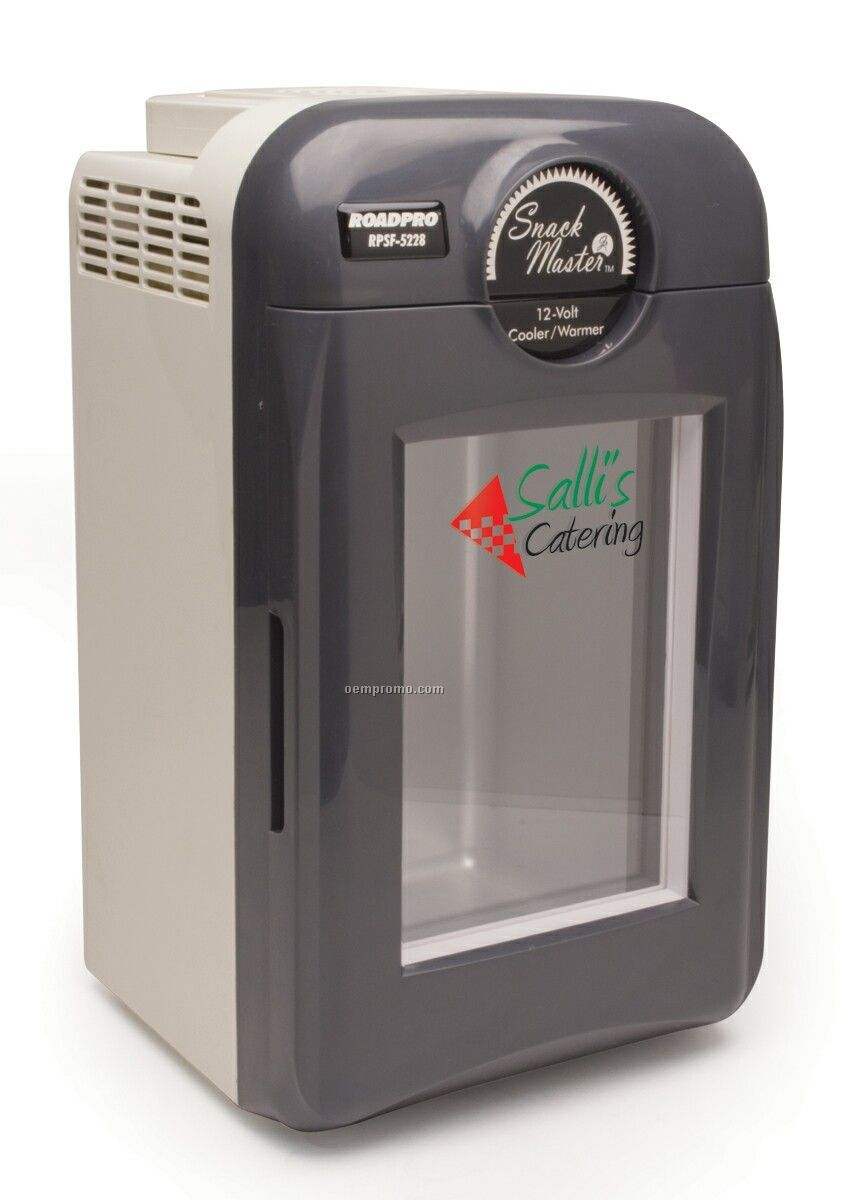 """12 Volt Snackmaster Jr. Personal Size Cooler / Warmer (13.5""""X7.75""""X7"""")"""