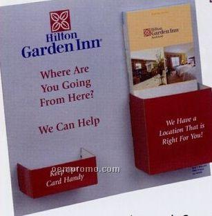 Brochure holder with two pocketschina wholesale brochure holder brochure holder with two pockets colourmoves