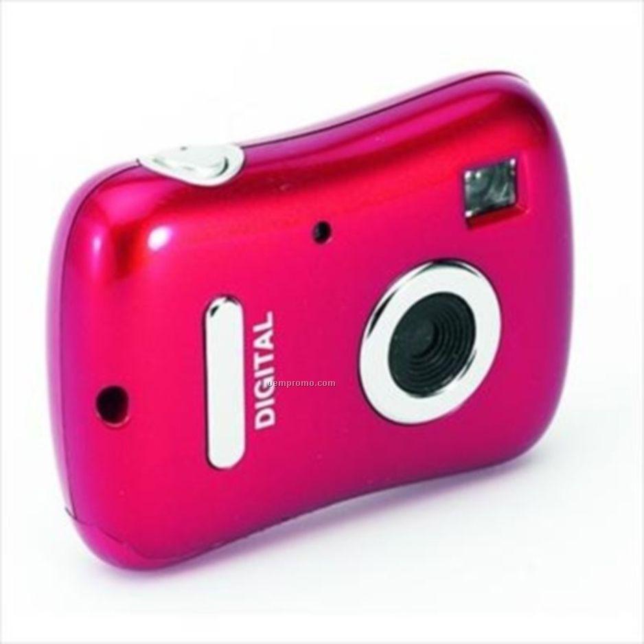 Palm Sized Digital Camera