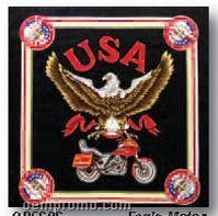 Eagle Motor 100% Cotton Imported Bandanna