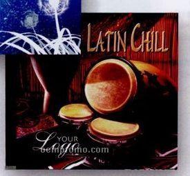 Latin Chill Music CD