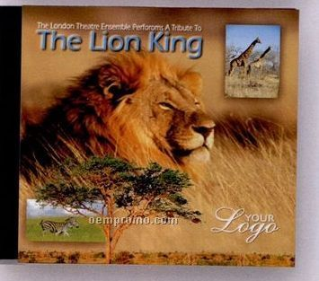 A Tribute To The Lion King Music CD