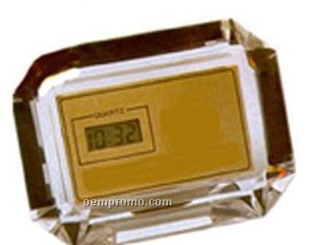 Cititec Diamond Lcd Clock