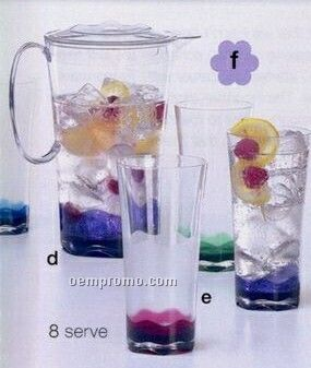 Sheerly Elegant 5 Pc. Beverage Set