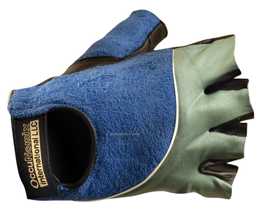 Classic Terry Back Gel Gloves