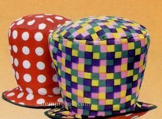 Polyester Reversible Wonderland Novelty Hat