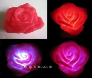 Flash Light Up Rose With LED