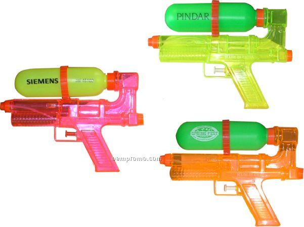 Aqua Shooter Water Gun With Tank