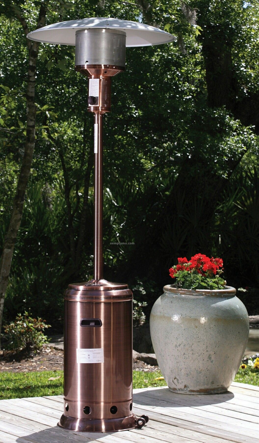 Fire Sense Patio Heater  Fire Sense Patio Heater