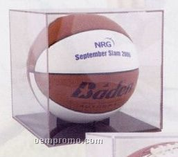 Full Size Sport Ball Cubes - Full Size Basketball Or Soccer Ball