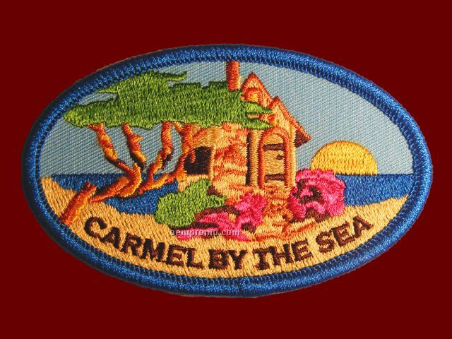 """Embroidered Patch (5-1/2"""")"""