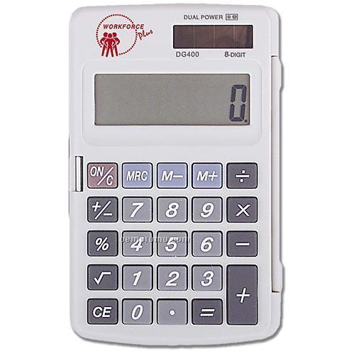 Pocket Calculator W/ Case