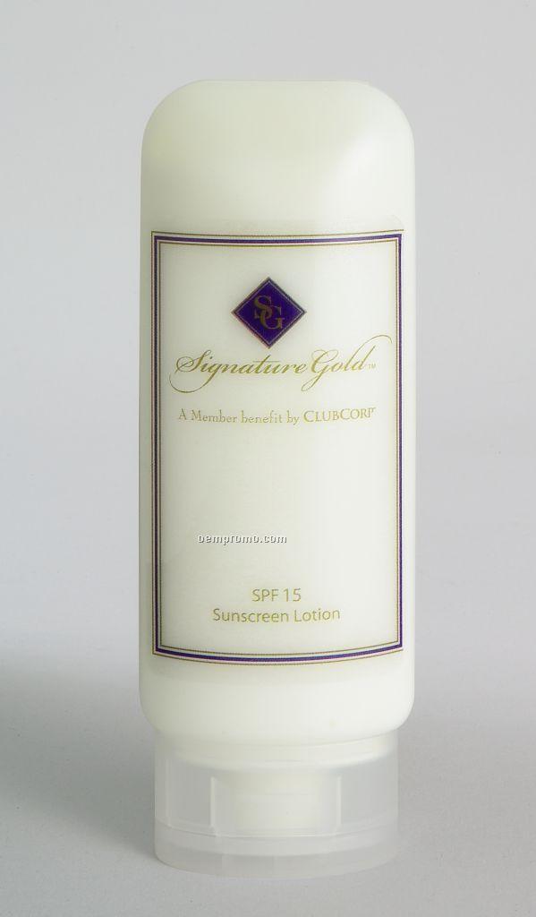 Spf 15 Sunscreen Lotion (4.5 Oz.)