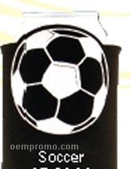 Crazy Frio Beverage Holder - Soccer